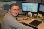 Sean Moore, Safety, Infrastructure and Operations NGFP fellow.